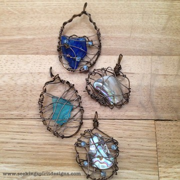Shell & Sea Pendants
