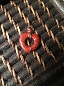 I sold this Red Jasper heart last week.