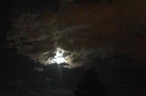 Moonglow, Sunday night