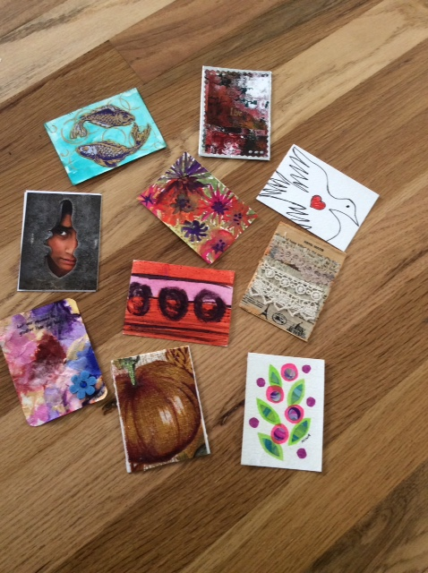 other artist trading cards